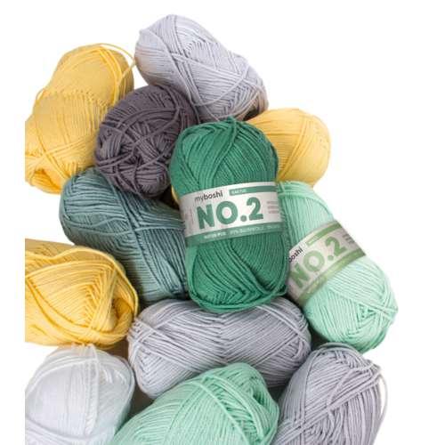 myboshi NO.2 Wolle