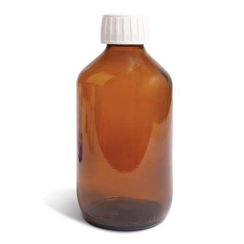 Glas-Leerflasche, 250 ml